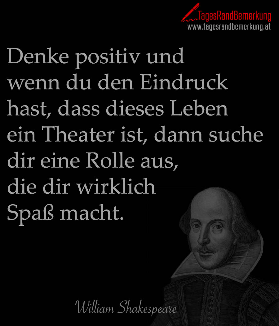 Zitate Shakespeare