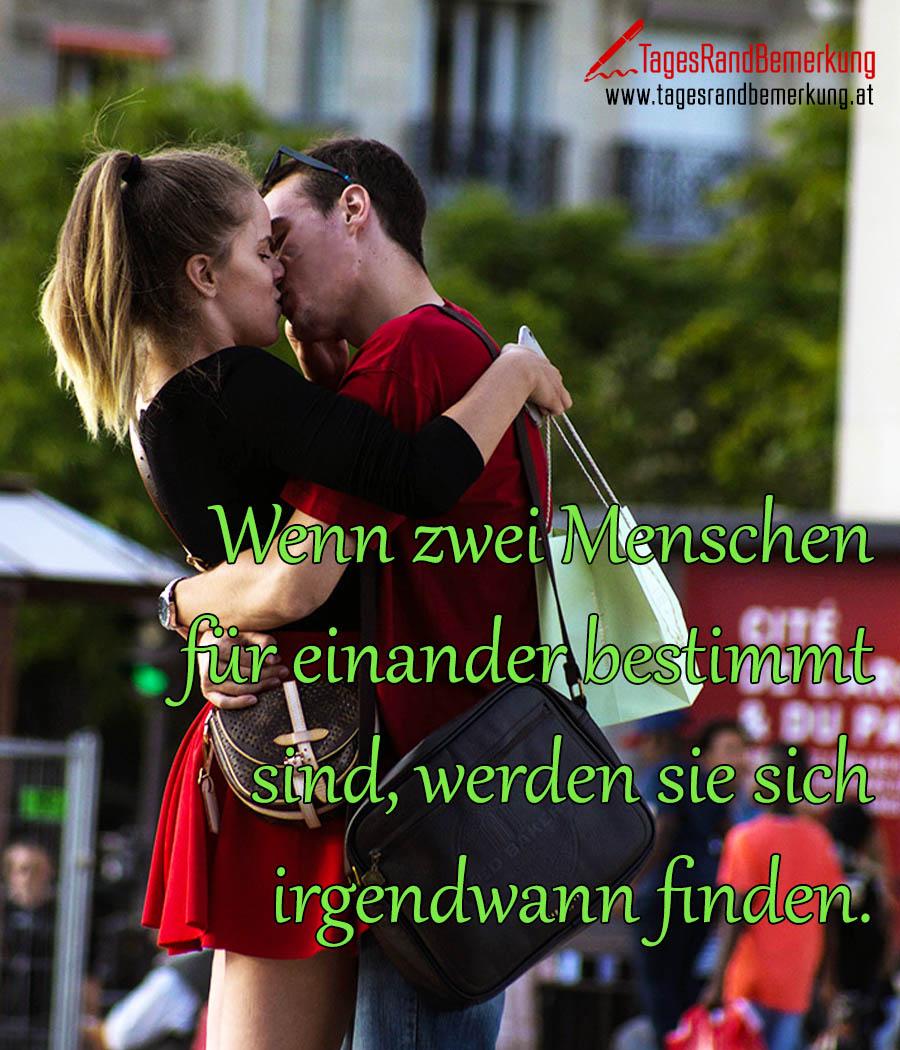 Wenn zwei menschen sich lieben