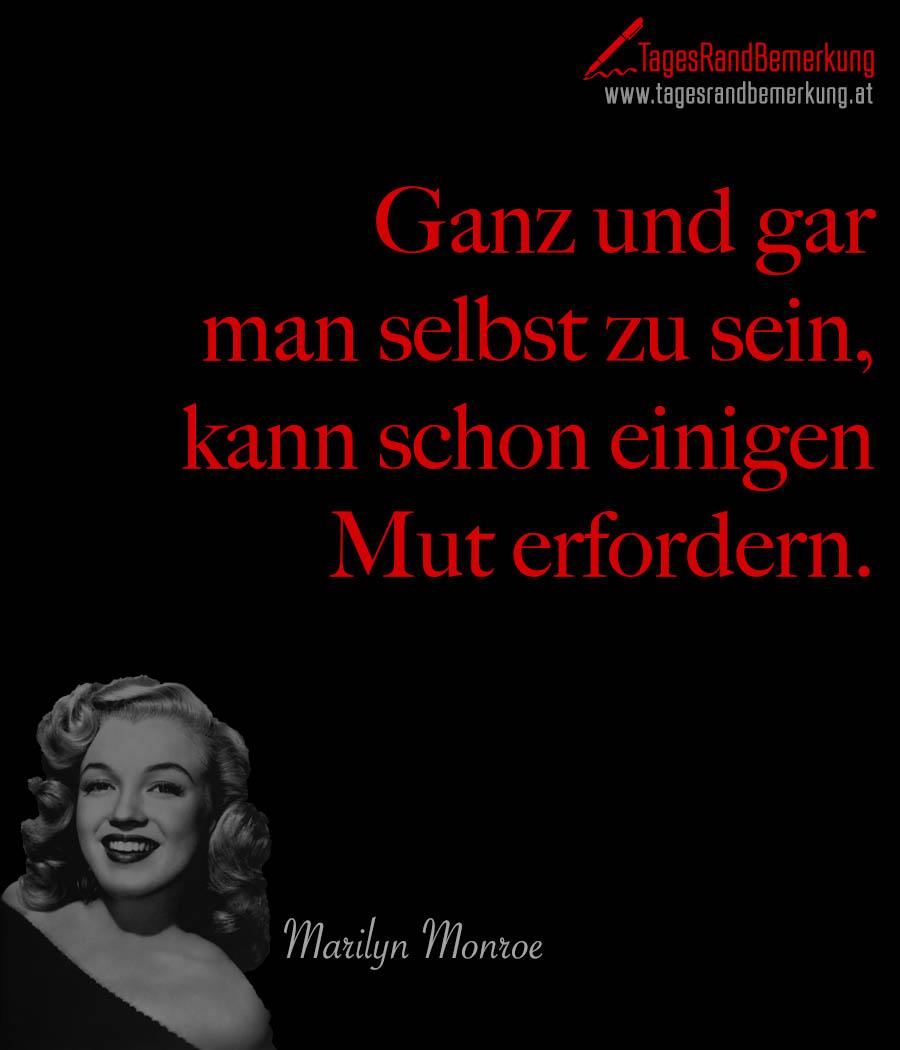 Zitate Mit Dem Schlagwort Marilyn Monroe Der Die